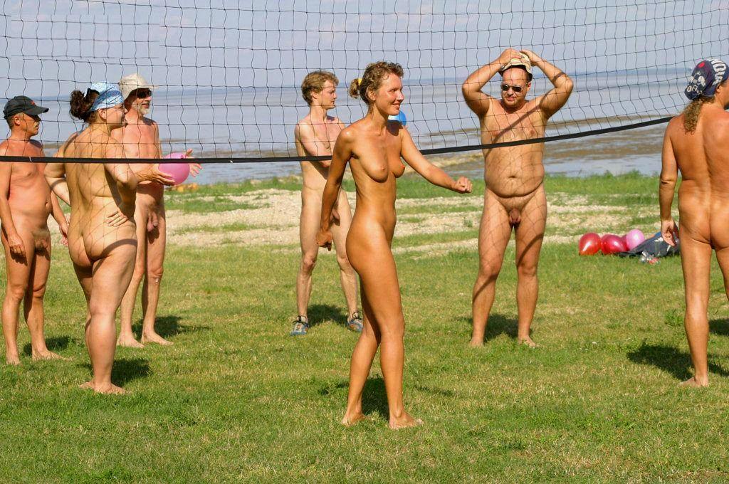 голые спортивные соревнования видео - 14